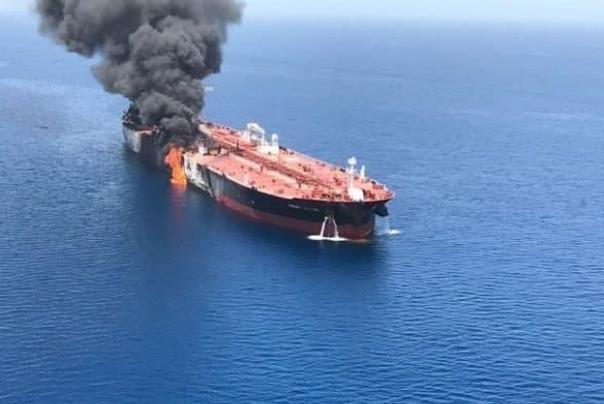 جزئیات انفجار در یک نفتکش یونانی در آبهای عربستان
