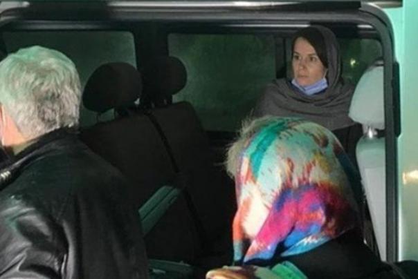 کایلی مور-گیلبرت، جاسوس اسرائیلی تبعه استرالیا با سه ایرانی مبادله شد