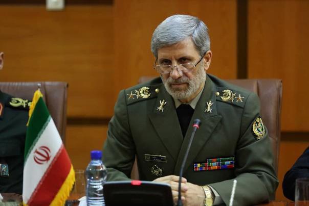 نامه امیر حاتمی به وزرای دفاع 60 کشور درباره نقش رژیم صهیونیستی در ترور شهید فخریزاده