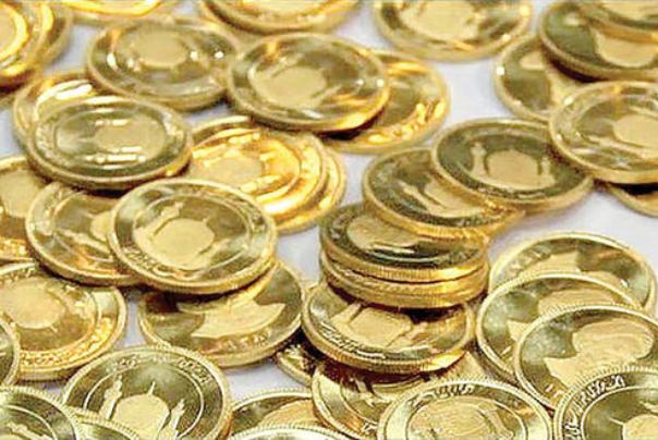 حباب سکه به پایینترین رقم یکسال اخیر رسید