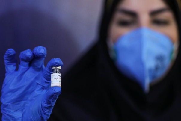 واکسن ایرانی در بین 64 واکسن وارد شده به فاز تست انسانی
