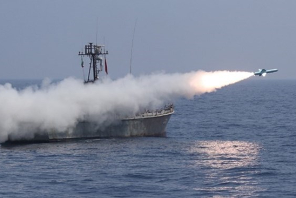 Iran%20Fires%20Different%20Naval%20Cruise%20Missiles%20on%202nd%20Day%20of%20Massive%20Drills