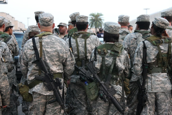 پنتاگون مجوز استقرار 25 هزار نیروی گارد ملی در واشنگتن را صادر کرد