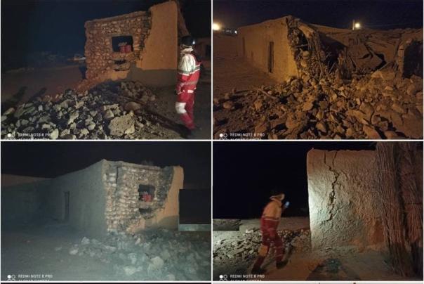 خسارت به 80 واحد روستایی در پی زلزله در هرمزگان