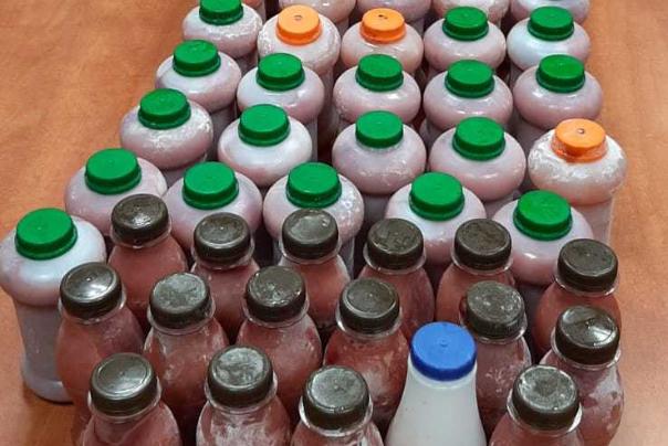 המשטרה חשפה מעבדה לייצור מיץ גת בדירה ברחובות