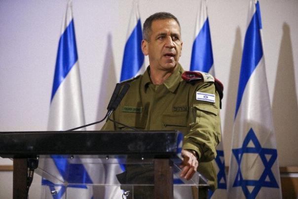 """רמטכ""""ל צבא ישראל מזהיר את ביידן לחזור לJCPOA"""