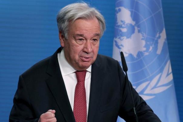 גוטרס: ישראל תפסיק את ההתנחלויות באופן מיידי