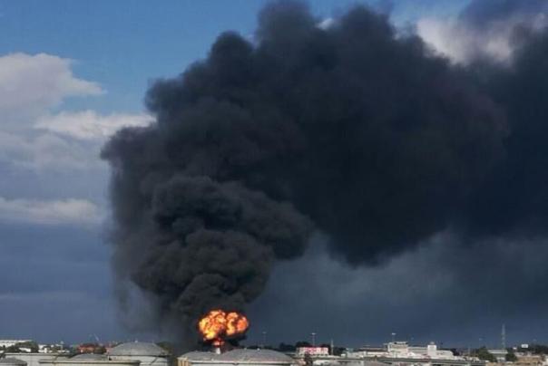 כלי תקשורת ציוניים דיווחו על פיצוצים מחרידים בחיפה