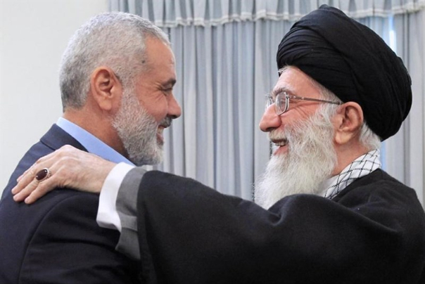 Hamas%20Lauds%20Iranian%20Leader%20for%20Unchanged%20Position%20on%20Palestine