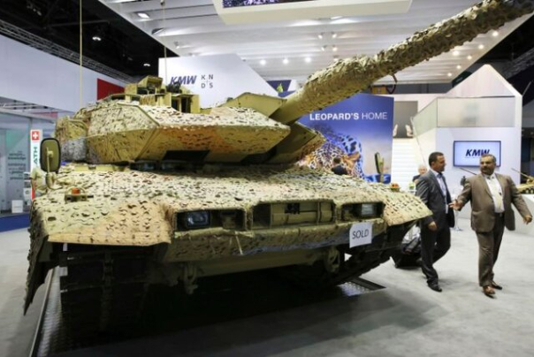 ישראל החליטה שלא להשתתף בתערוכת הנשק של איחוד האמירויות הערביות