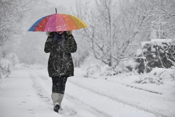 הסערה הגדולה בעיצומה: בירושלים מחכים לשלג, חסימות צירים ברמת הגולן