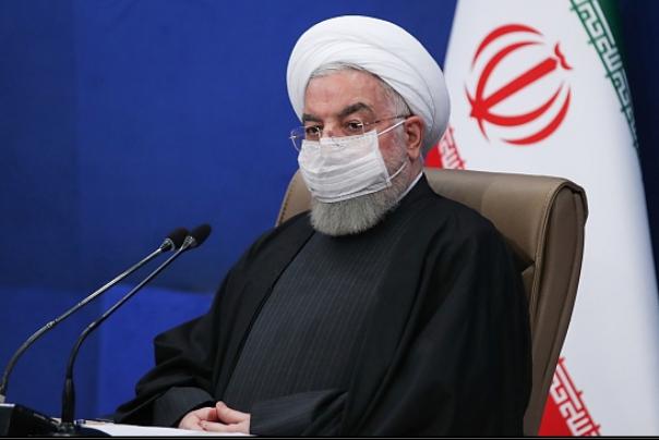 روحانی: حیات برجام در گرو دست برداشتن آمریکا از تروریسم اقتصادی است