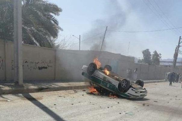 داستان سراوان/گزارش میدانی از التهاب هفته گذشته در مرز ایران و پاکستان