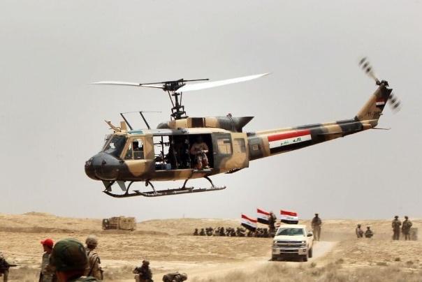 آغاز عملیات الحشد الشعبی و ارتش عراق در دیاله