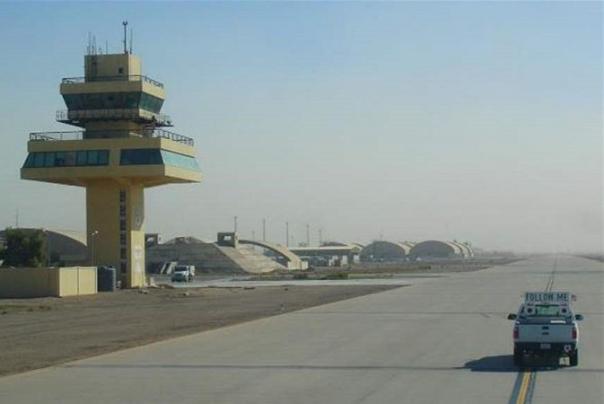 حمله راکتی به بزرگترین پایگاه هوایی عراق