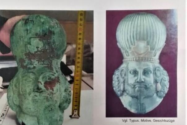 بازگشت 28 شیء تاریخی و باستانی به ایران
