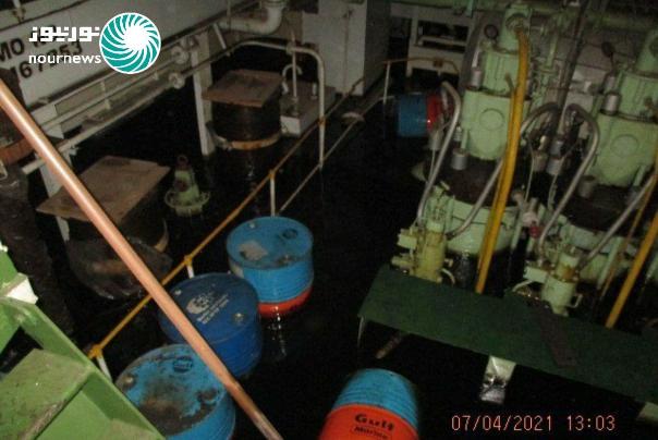 جزییات جدید از حادثه کشتی ایرانی ساویز