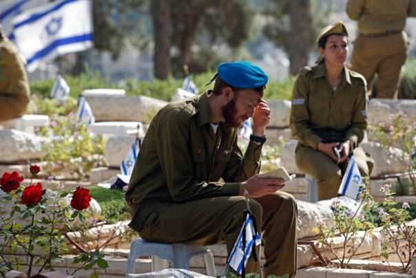 23,928 חללים נפלו במערכות ישראל