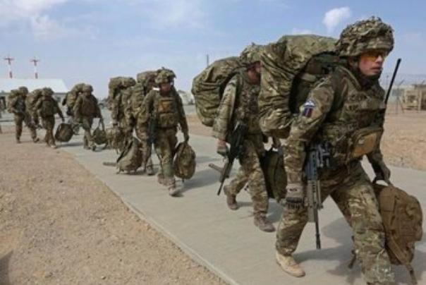 بریتانیا  نیروهایش را از افغانستان خارج میکند