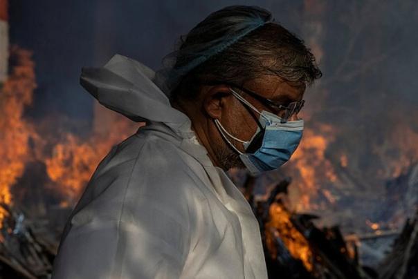 """יהודים בהודו: """"המצב מטורף, אין מיטות אשפוז"""""""