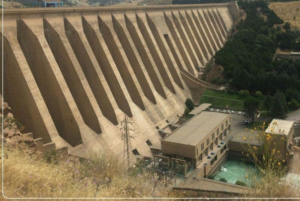 کسری 118 میلیون مترمکعبی ذخایر سدهای تهران