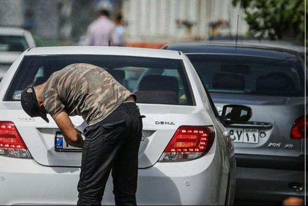 ادامه طرح «برخورد با پلاکهای مخدوش» در تهران