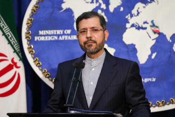 خطیبزاده: خبر تبادل زندانیان میان ایران و آمریکا تأیید نمیشود
