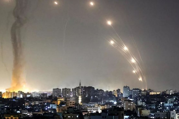 گزارش لحظه به لحظه از تحولات فلسطین/گردانهای قسام: موشکباران تلآویو و دیمونا برای ما مثل آب خوردن است