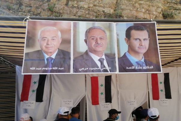 سوريا%20تنتخب%20رئيسها%20اليوم%2018%20مليون%20ناخب%20يحقّ%20لهم%20الإدلاء%20بأًصواتهم
