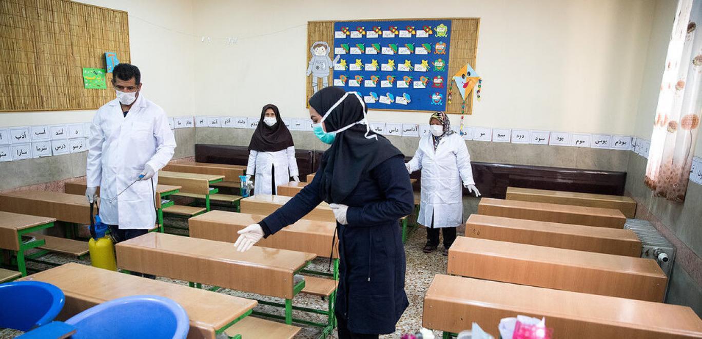 معاون وزیر آموزش و پرورش: معلمها واکسن بزنند، مدارس از مهر حضوری میشود