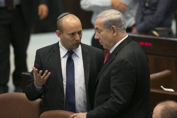 نتانیاهو به دولت ائتلافی تاخت