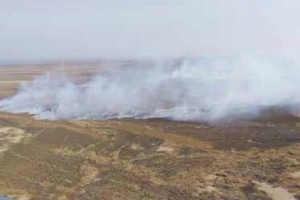 خاموش شدن دومین آتش سوزی هورالعظیم در هفته جاری