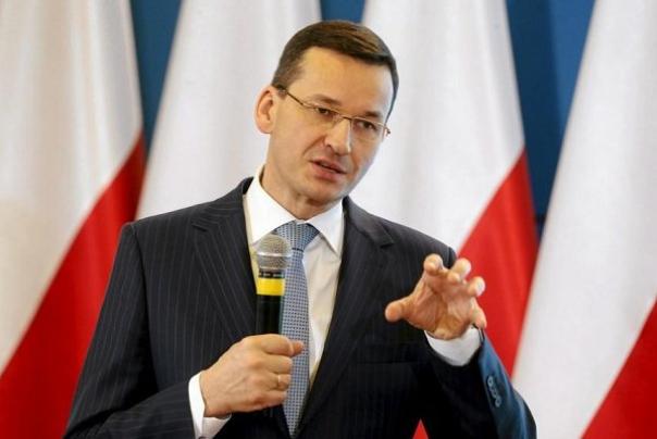 ראש ממשלת פולין: לא נעניק אף כסף לישראל