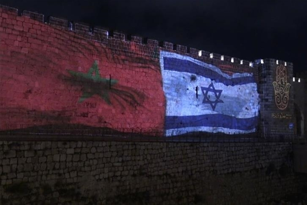 ביקורו של דיפלומט בכיר ישראל במרוקו