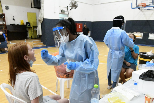 730 איש אובחנו אתמול בקורונה, משרד הבריאות צפוי להמליץ על קיצור ימי הבידוד