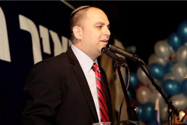 ארגון השמאל הקיצוני נגד ראש העיר לוד יאיר רביבו