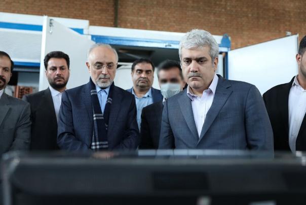 ايران%20تدشن%20أول%20مركز%20ابداع%20متخصص%20في%20الصناعة%20النووية